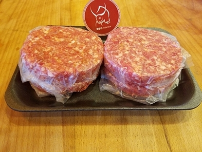 Picture of Edam Africa chilled veal Hamburger