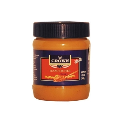 Picture of Crown Peanut Butter Crunchy 510 G