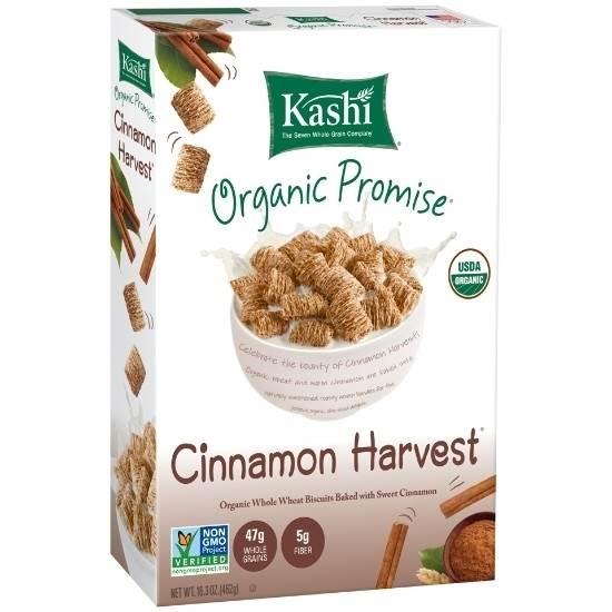 Picture of KASHI Organic Promise Cinnamon Harvest 462GM