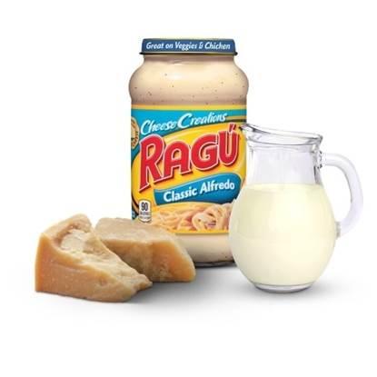 Picture of Ragu Cheese Creations Classic Alfredo 453GM