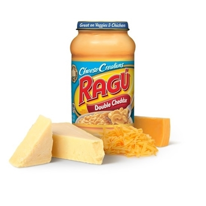 Picture of Ragu Cheese Creations Double Cheddar  453GM
