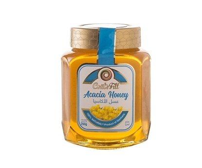 Picture of COAT & FILL Acacia Honey 250g