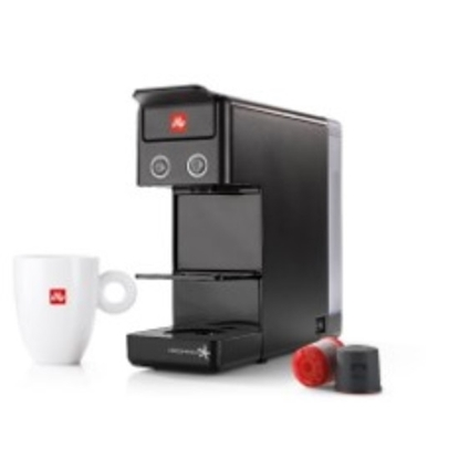 الصورة: Y3.2 coffee machine isperespresso Black