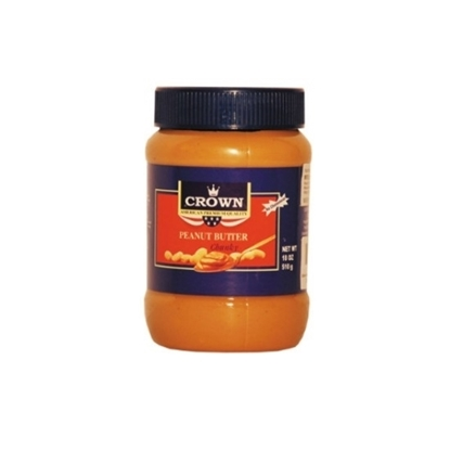 Picture of Crown Peanut Butter Crunchy 340 G