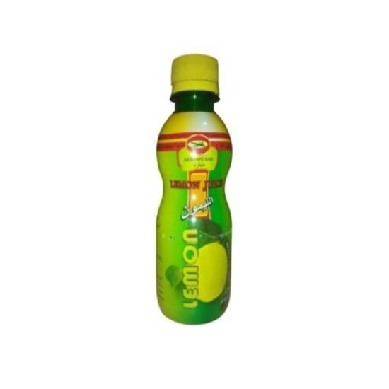 صورة عصير الليمون طيارة 250 مل