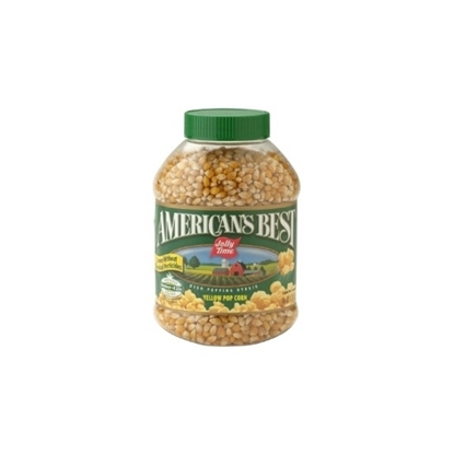 Picture of Jolly Time Yellow Pop Corn American Best-850gm