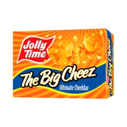 Picture of Jolly Time Pop Corn Cheddar Cheese Flavor-300gm