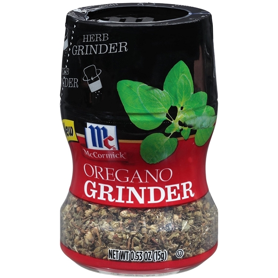 Picture of McCormic HERB GRINDER OREGANO-15gm