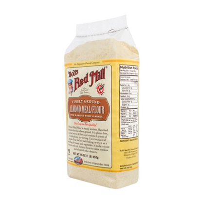 Picture of  BRM Almond Meal / Flour Blanched 16 Oz Gluten Free