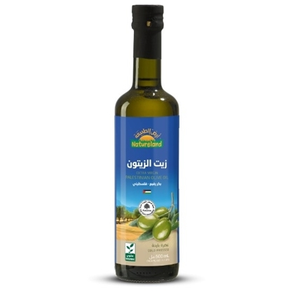 Picture of Palestinian Olive Oil, 500 ML, organic