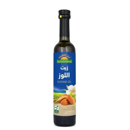 Picture of Almond Oil, 100ml, organic