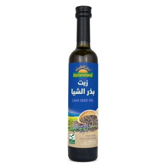 Picture of Chia Oil, 100ml, organic