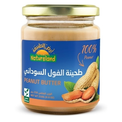 Picture of Peanut Butter, 250g, organic