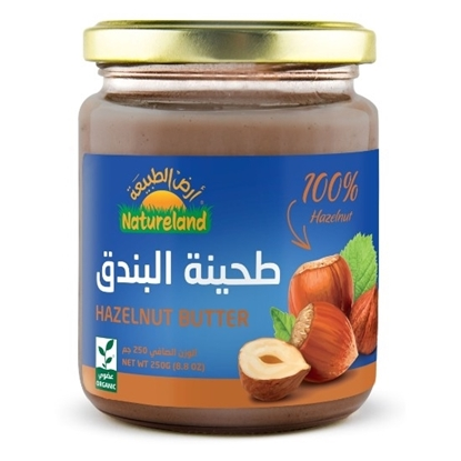 Picture of Hazelnut Butter, 250g, organic