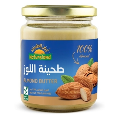 Picture of Almond Butter, 250g, organic