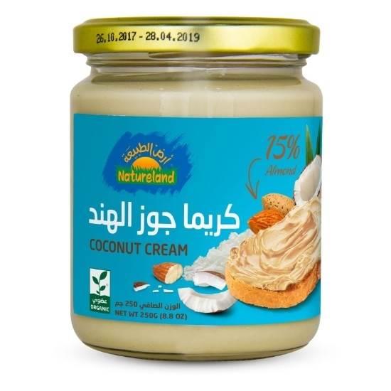 Picture of Coconut Cream, 250g, organic