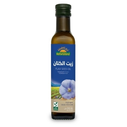 Picture of Flax Oil, 1/4 l, organic