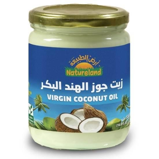Thawaaq Kuwait Food Marketplace Virgin Coconut Oil 1 2 L Organic
