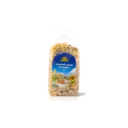 Picture of Nut Muesli, 500g, organic