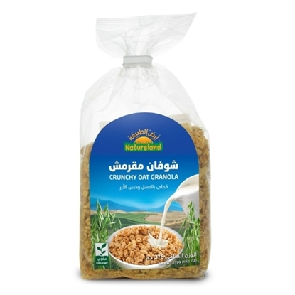 Picture of Crunchy Oat Granola, 375g, organic