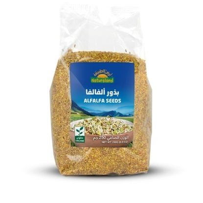 Picture of Alfalfa Seeds, 250g, organic