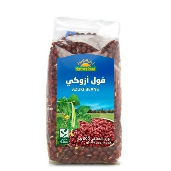 Picture of Azuki Beans, 500g, organic