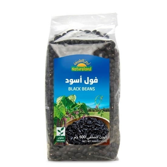 Picture of Black Beans, 500g, organic
