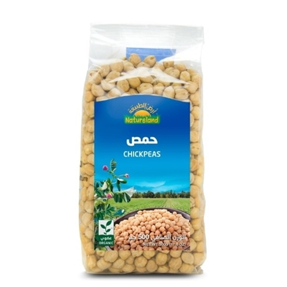 Picture of Chickpeas, 500g, organic