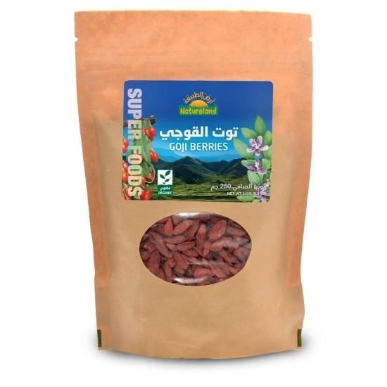 Picture of Goji Berries, 250g, organic