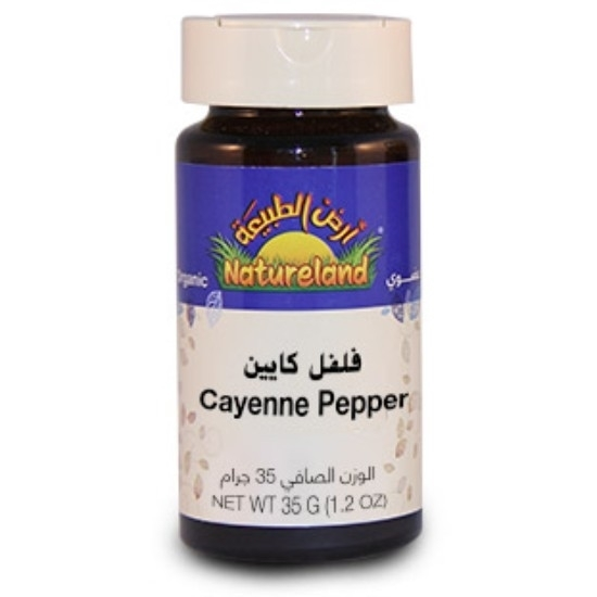 Picture of Cayenne Pepper, 35g, organic