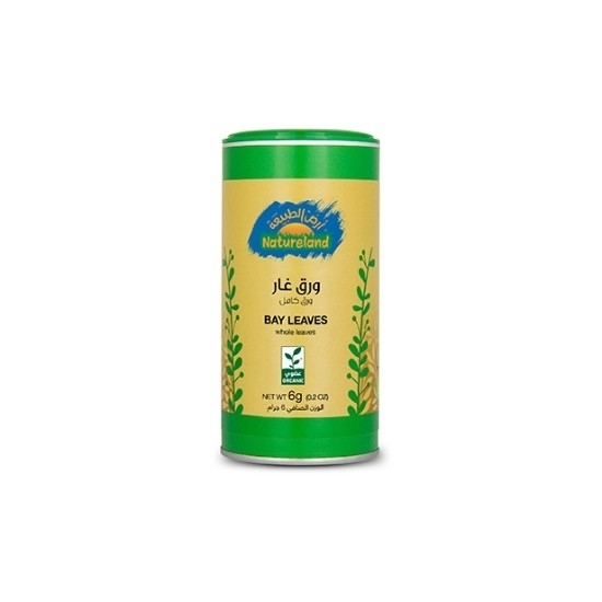 Picture of Bay Leaves, 6g, organic Tin