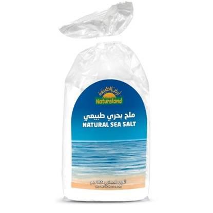 الصورة:  ملح بحري أرض الطبيعة, 500 جم, عضوي