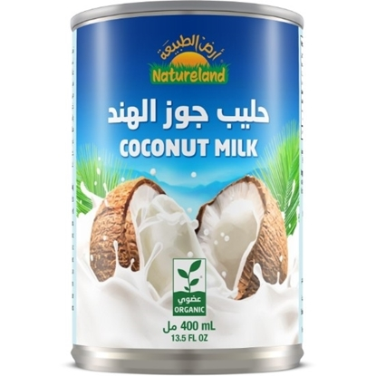 Picture of Coconut Milk, 400Ml, organic