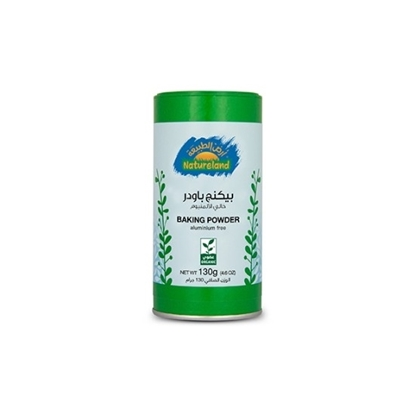 Picture of Baking Powder, 130g, organic Tin