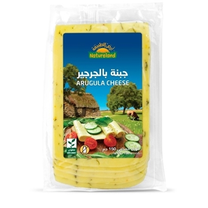 Picture of Arugula Cheese, 150g, organic