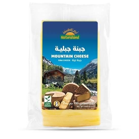 صورة الجبنة الجبلية, 150جم, عضوى