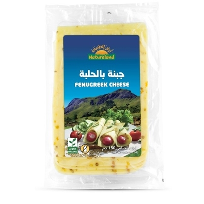 Picture of Fenugreek Cheese, 150g, organic