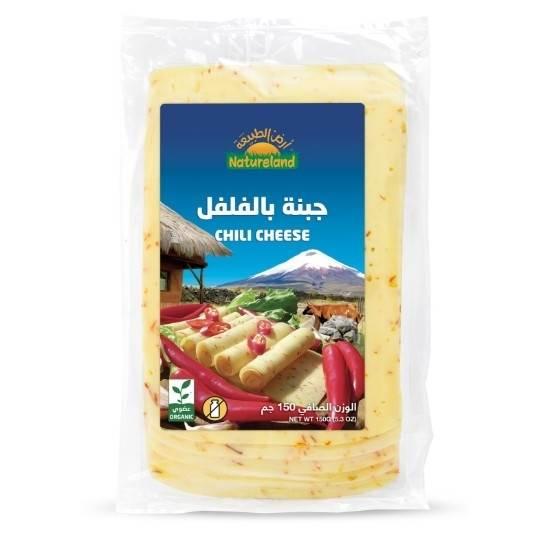 صورة الجبنة بالفلفل, 150جم, عضوى