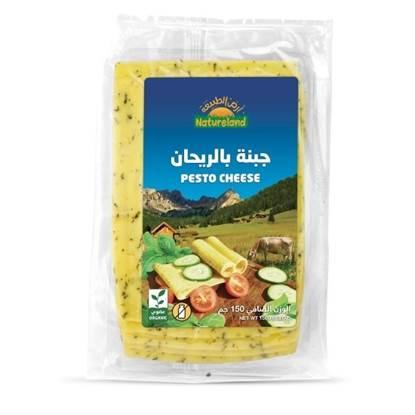Picture of Pesto Cheese, 150g, organic