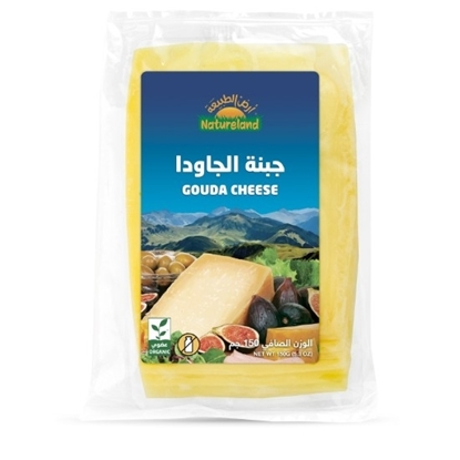 Picture of Gouda Cheese, 150g, organic