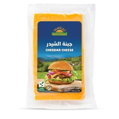 Picture of Cheddar Cheese, 150g, organic