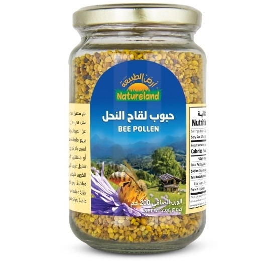 Picture of Mountain Bee Pollen, (not organic) 200g