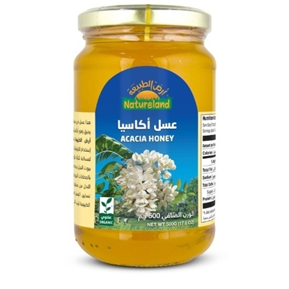 Picture of Acacia Honey, 360g, organic