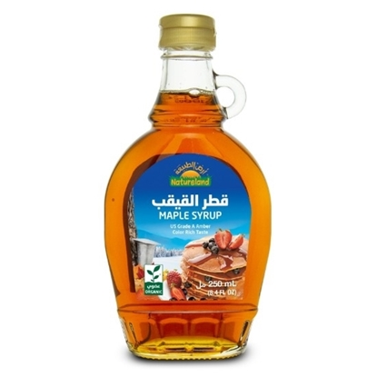 Picture of Pure Organic Maple Syrup, 250ml, organic