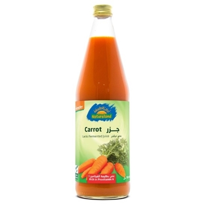 Picture of Carrot Juice, 750 ml, organic