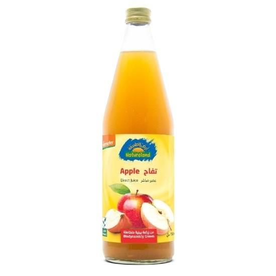 صورة عصير التفاح, 750مل, عضوى