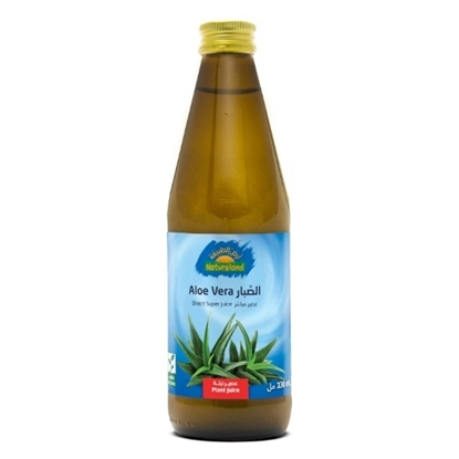 Picture of Aloe Vera Juice, 330 ml, organic
