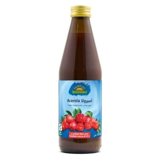 Picture of Acerola Juice, 330ml, organic
