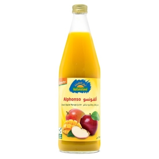 Picture of Alfonso Mango Juice, 750ml, organic