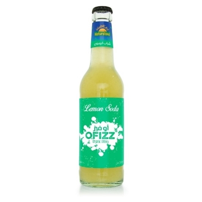 Picture of O'Fizz Lemon Soda, 330ml, organic
